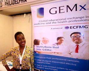 Faith Nawagi, GEMx Regional Representative