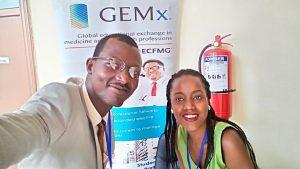 Faith Nawagi, GEMx Africa representative