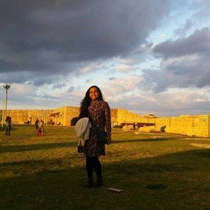 Anjali Anna Thomas, Medical Student at Malankara Orthodox Syrian College