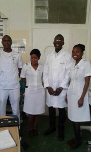 GEMx exchange student in hospital
