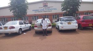 I did my clinical rotation at Kiambu level 5 Hospital