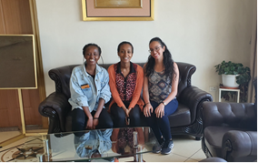 A Day in Ethiopia with Dr. Tehetena